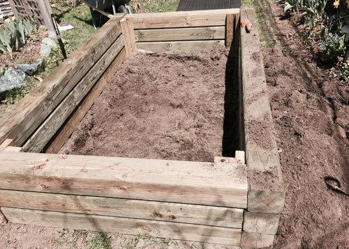 Potager sur lev mode d 39 emploi for Bac jardinage sureleve