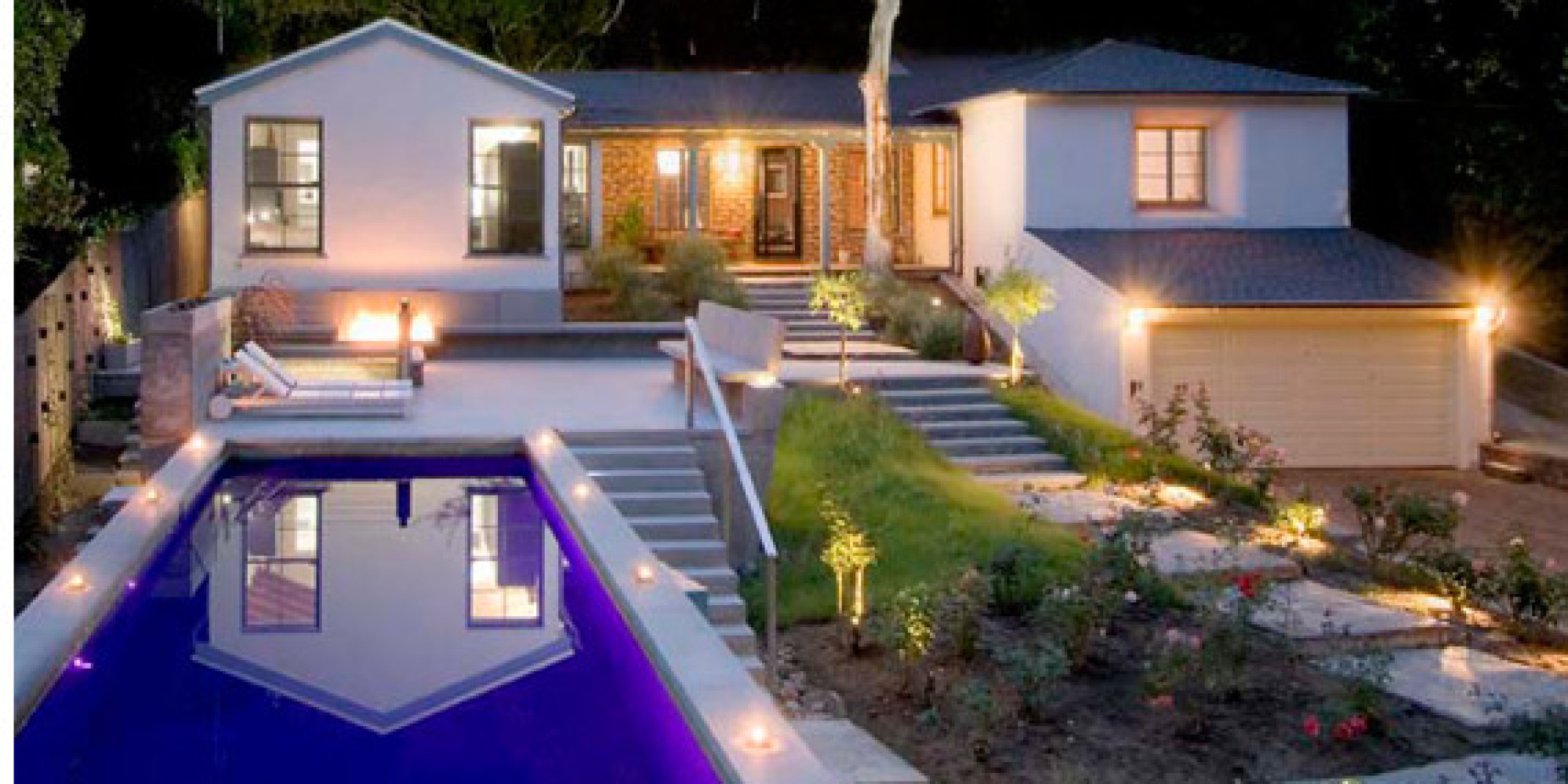 Delightful Front Yard Pools Part - 5: Above-Ground Pool In The Front Yard: 5 Ways I Used Constraints To My  Advantage | HuffPost
