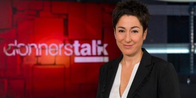 "Dunja Hayalis in ""Donnerstalk"""