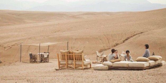 Expérience: Une désintoxication digitale dans le désert marocain