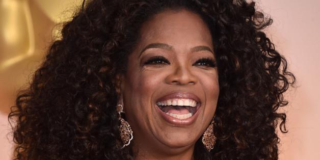 Darf sich über ein Treffen mit dem Papst freuen: Oprah Winfrey