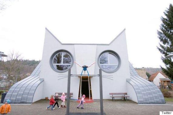 catshaped kindergarten