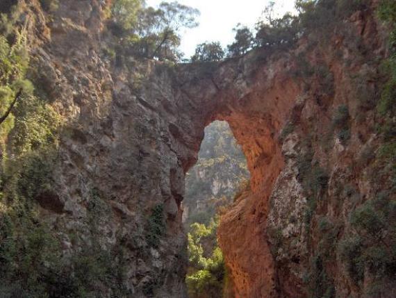 pont de dieu