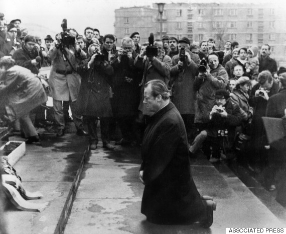 willy brandt warsaw