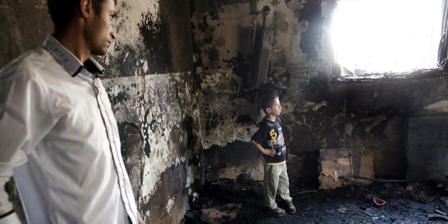 La mère du bébé palestinien brûlé vif succombe aussi à ses blessures