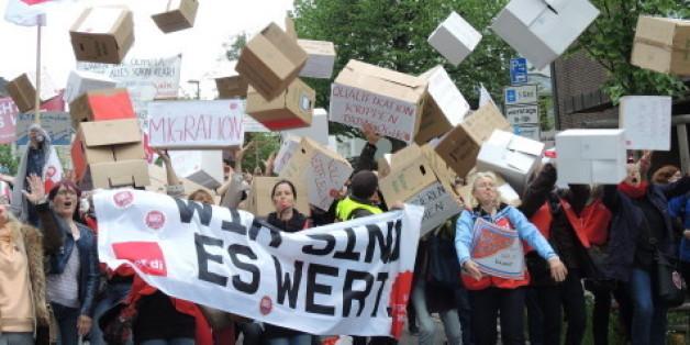 Drohen neue Kita-Streiks?