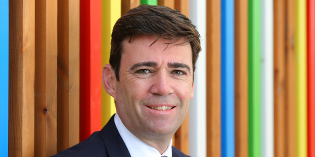 LEEDS, ENGLAND - JULY 28: Shadow Health Secretary Andy Burnham poses for a photograph prior to delivering a State Of The Leadership Race speech at the Royal Armouries Museum on July 28, 2015 in Leeds, England. Burnham is one of four candidates battling to become the new leader of the Labour Party. (Photo by Dave Thompson/Getty Images)