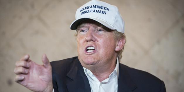 Donald Trump hat jetzt einen neuen Feind - der ist mächtiger als er