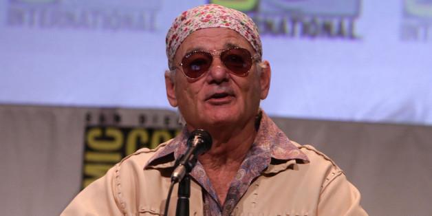 Bill Murray auf der Comic-Con in San Diego im Juli 2015