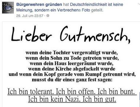 kein nazi