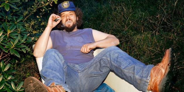 Immer schön entspannt: Buddy Buxbaum