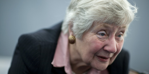 OXFORD, UNITED KINGDOM - APRIL 02: Baroness Shirley Williams of Crosby attends Day 5 of the Sunday Times Oxford Literary Festival on April 2, 2009 in Oxford, England. (Photo by David Levenson/Getty Images)