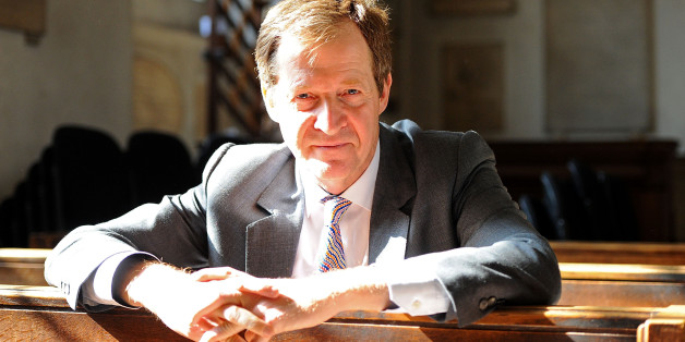 LONDON, ENGLAND - MARCH 23:  Alastair Campbell during Advertising Week Europe, Piccadilly, on March 23, 2015 in London, England.  (Photo by Eamonn M. McCormack/Getty Images for Advertising Week)