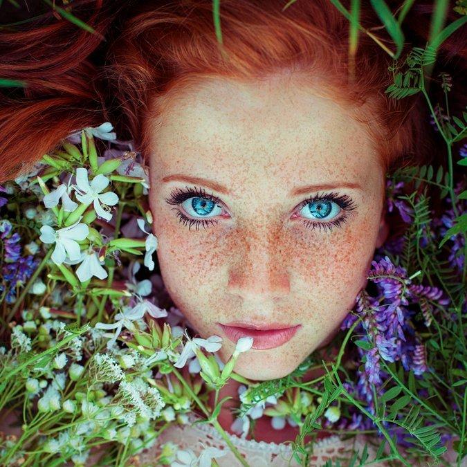 Diese Atemberaubenden Bilder Zeigen Die Wohl Schönste Genmutation