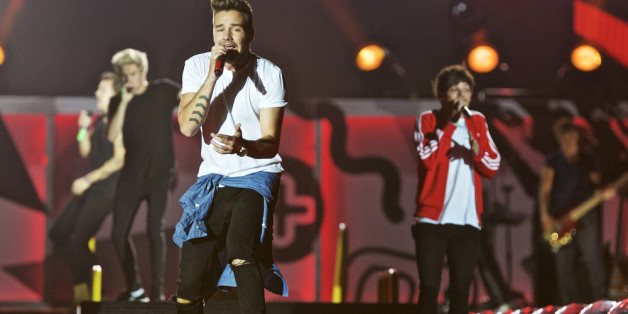 One Direction funktionieren auch zu viert