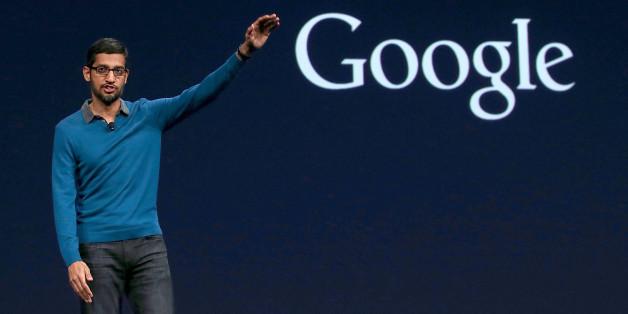 Der neue Google-Chef Sundar Pichai