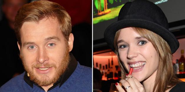 Schauspieler Samuel Koch (27) und seine Kollegin Sarah Elena Timpe haben sich verlobt