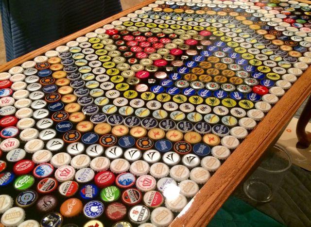 bière table