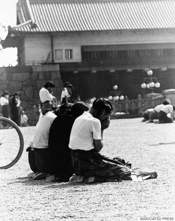 hirohito 1945