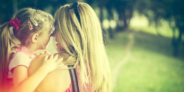 Wie Ich Verlernte Zu Vertrauen Brief An Die Mama Die Ihr Lachen