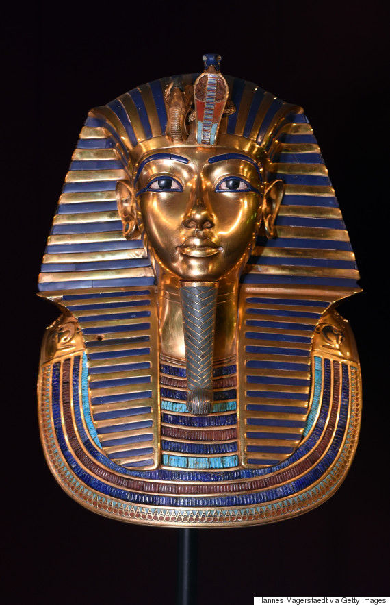 Is Queen Nefertiti Buried In King Tutankhamun's Tomb?
