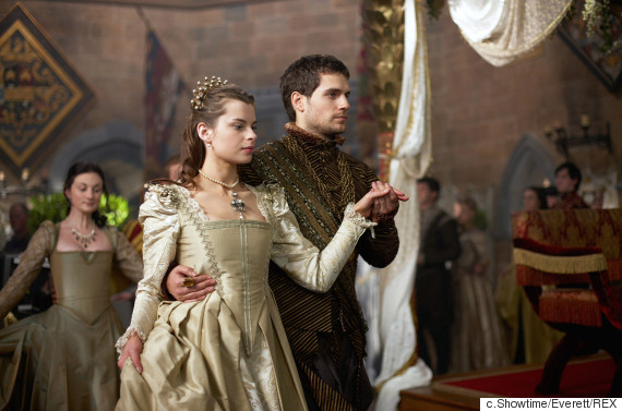 henry cavill the tudors