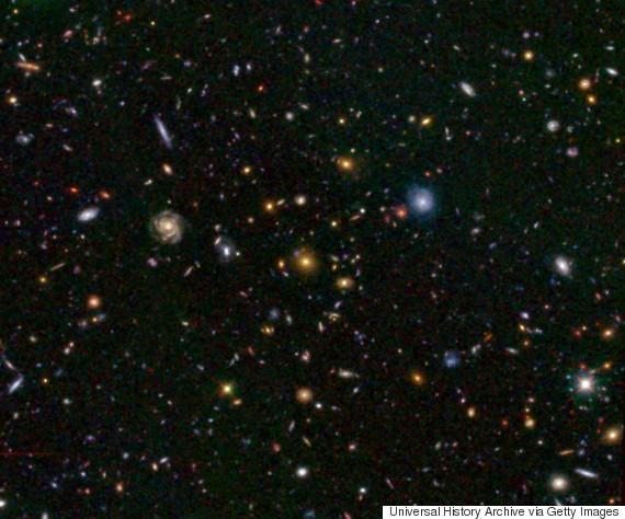 galaxy explosion stars