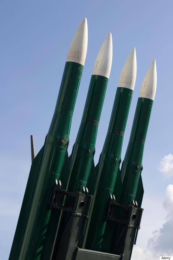 buk missiles