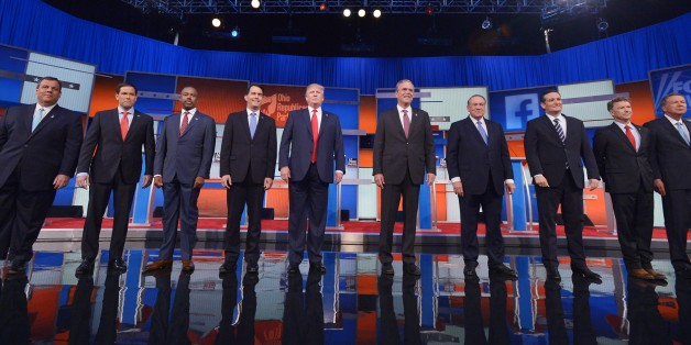 Pass or Fail? Profs Grade GOP Foreign Policy Debate