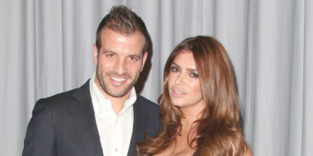 Kein Paar mehr: Rafael van der Vaart und Sabia Boulahrouz
