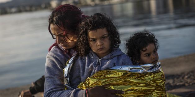 """""""Hölle auf Erden"""": So katastrophal ist die Situation für Flüchtlinge auf Kos"""