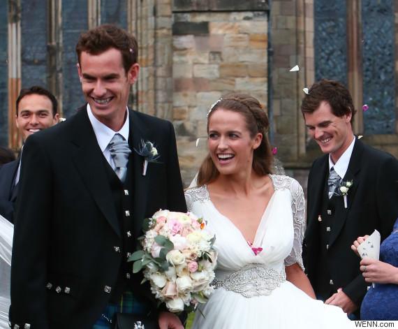 andy murray kim sears wedding