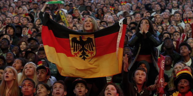 So stolz sind die Deutschen wirklich auf ihr Land