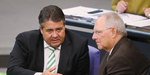 Schäuble ist mit Griechenland-Paket unzufrieden - das ärgert Gabriel