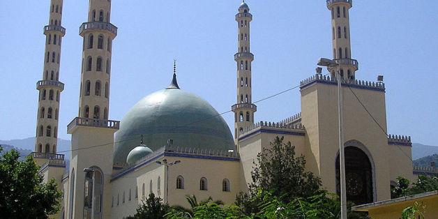 La mosquée Al-Kawthar à Blida