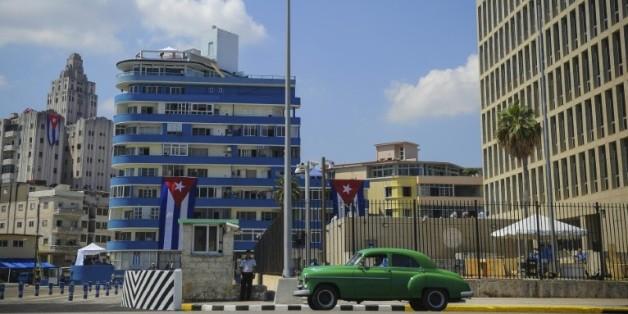 A Cuba, John Kerry a rendez-vous avec l'Histoire