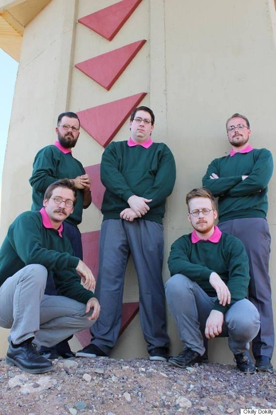 okilly dokilly ned flanders metal band simpsons