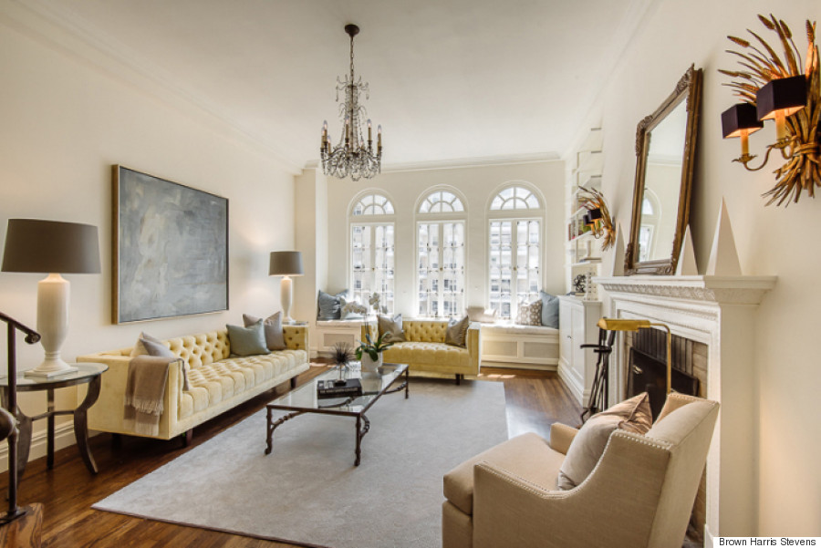 candace bushnell apartment