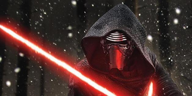 """De nouvelles images du """"Réveil de la Force"""" (côté obscur)"""