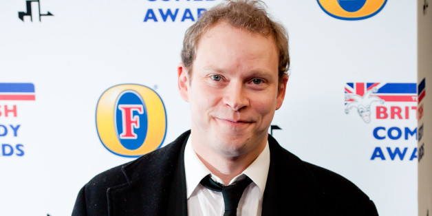 Robert Webb arriving at the British Comedy Awards at Indigo2, at the O2 Arena, London.