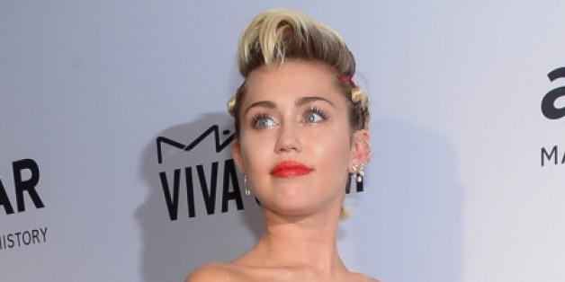 Heute fühlt sich Miley Cyrus wohl in ihrem Körper