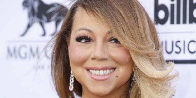 Mariah Carey macht anscheinend keine Fehler beim Haarewaschen