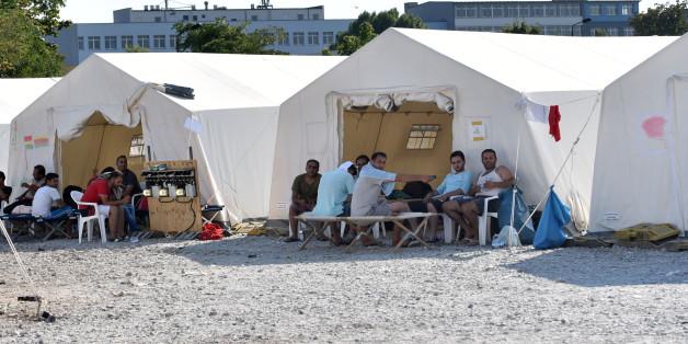 Jetzt klagt die erste Mieterin, die ihre Wohnung für Flüchtlinge räumen muss