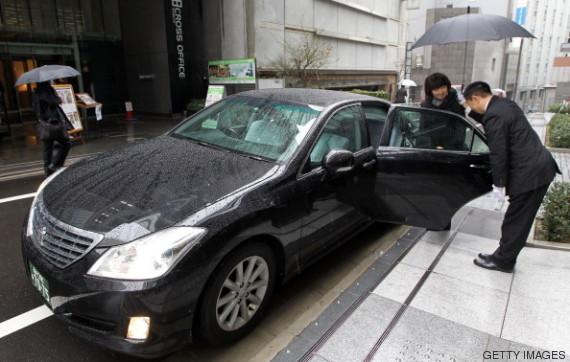 uber japón