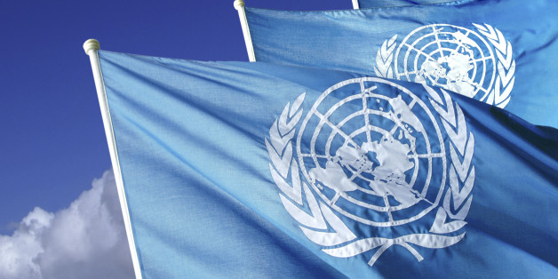 Flags of United Nations