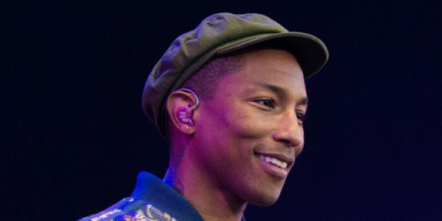 Im Herzen eine Diva: Pharrell Williams