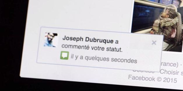 Sur Facebook, Jpseph Dubruque répond à tous les messages ignorés depuis 2007