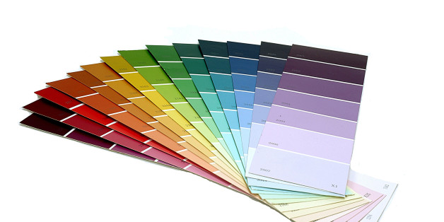 11 Creative DIY Projects Using Paint Chips. By Porch.com. Ablestock.com Via  Getty Images