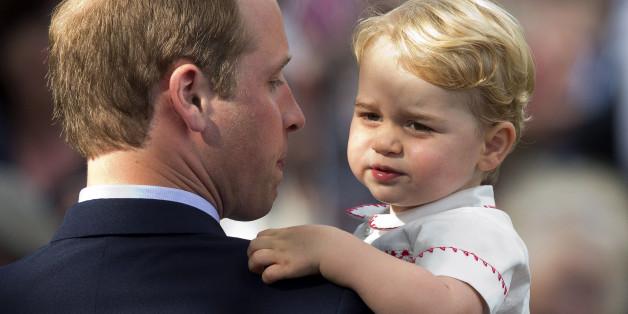 """Royals: Paparazzi als """"Sicherheitsrisiko"""" für Prinz George"""