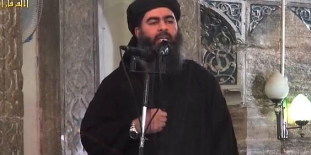 Der IS-Chef hat sich an einer Geisel vergangen